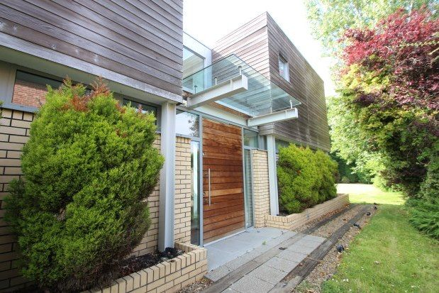 Thumbnail Detached house to rent in Darras Road, Newcastle Upon Tyne
