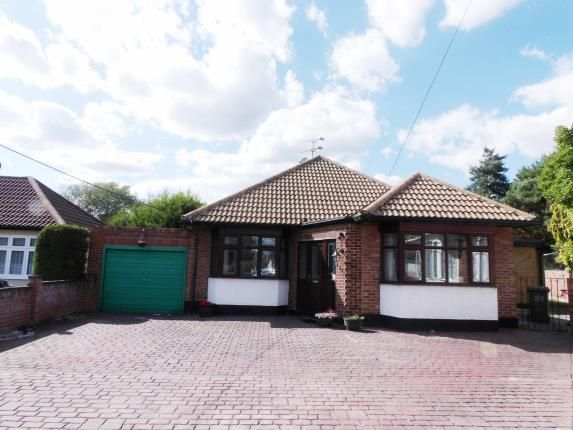 Thumbnail Bungalow for sale in St. Agnes Road, Billericay
