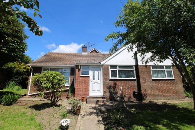 Thumbnail Bungalow for sale in Hoads Wood Road, Hastings