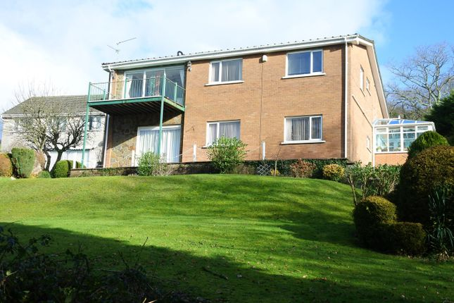 Thumbnail Detached house for sale in Seymour Avenue, Penhow