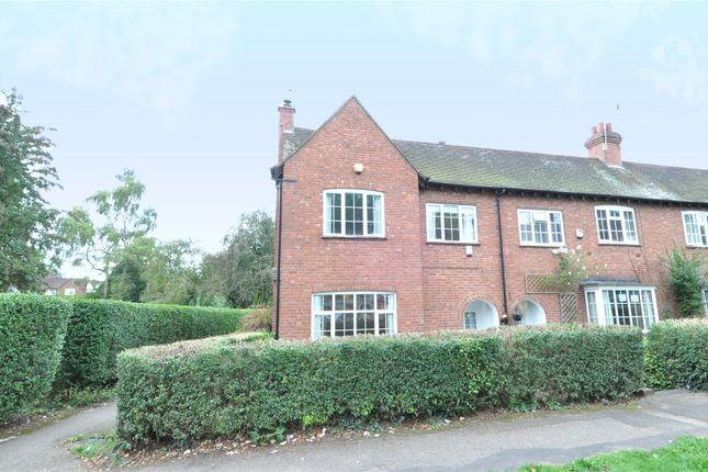 Thumbnail End terrace house for sale in Margaret Grove, Harborne, Birmingham