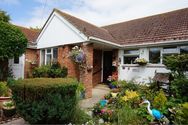 Thumbnail Detached bungalow for sale in Crablands Close, Selsey