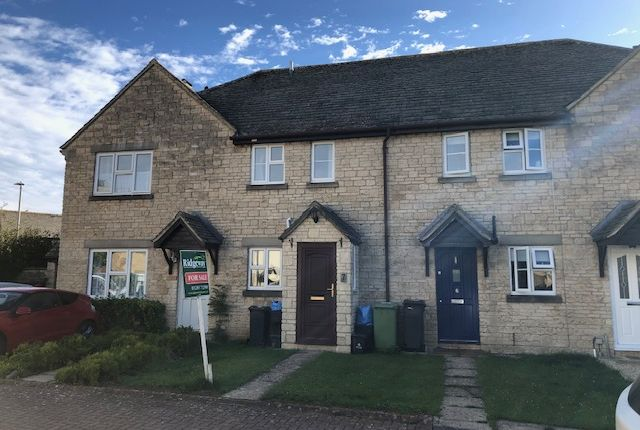 Thumbnail Terraced house for sale in Barker Place, Fairford