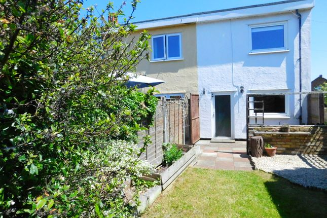 Thumbnail End terrace house for sale in High Street, Arlesey, Beds