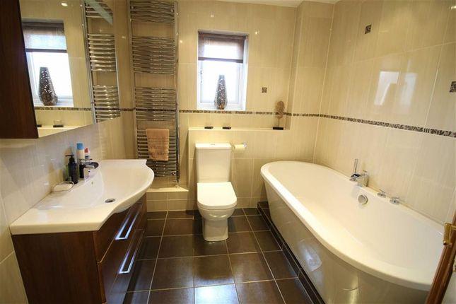 Bathroom of Sheldon Gardens, Crich, Matlock DE4