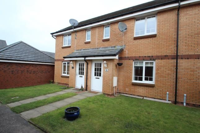 Thumbnail Terraced house for sale in Lithgow Way, Port Glasgow, Inverclyde