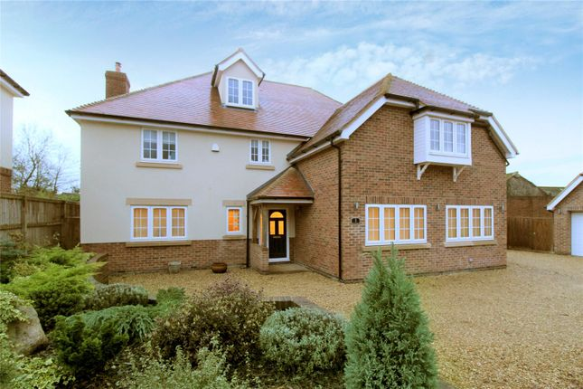 Thumbnail Detached house to rent in The Fairway, Broome Manor, Swindon, Wiltshire