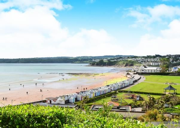 Thumbnail Flat for sale in Alta Vista Road, Roundham, Paignton