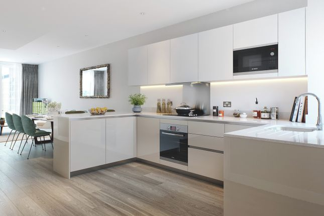 Thumbnail Duplex for sale in The Officers' House, Royal Arsenal Riverside, Woolwich, London