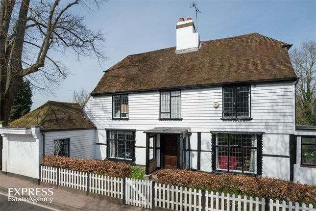 Thumbnail Detached house for sale in Lower Road, East Farleigh, Maidstone, Kent