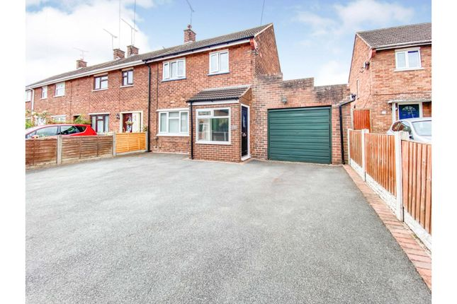 3 bed end terrace house for sale in Sumner Road, Chester CH1
