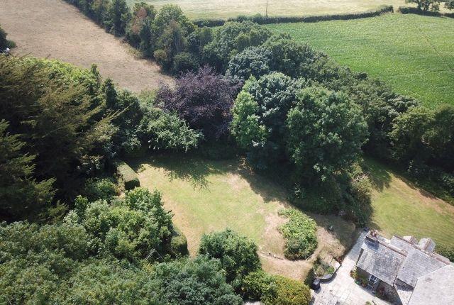 Thumbnail Land for sale in Trevanion, Wadebridge