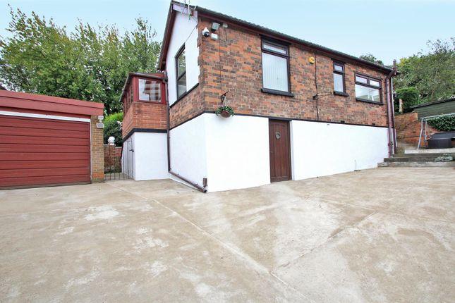 Thumbnail Detached bungalow for sale in First Avenue, Carlton, Nottingham
