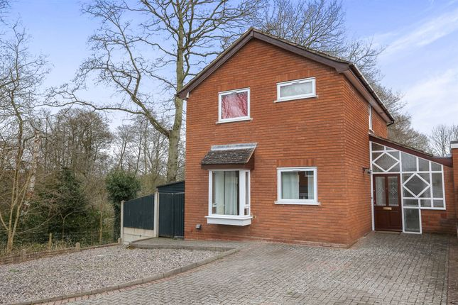 Thumbnail Detached house for sale in Goldcrest Drive, Kidderminster
