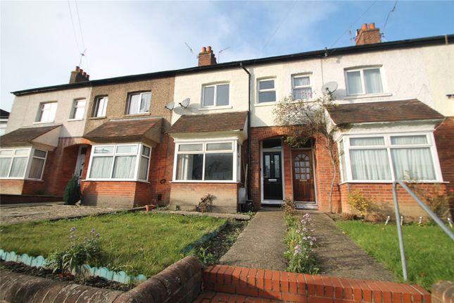 Thumbnail Terraced house for sale in Waterloo Road, Tonbridge