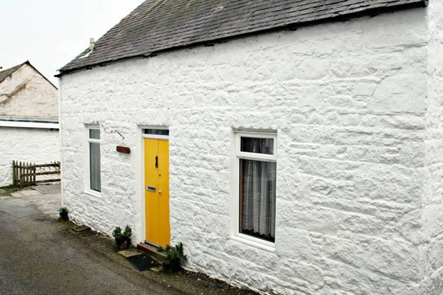 Cottage for sale in Back Street, New Galloway