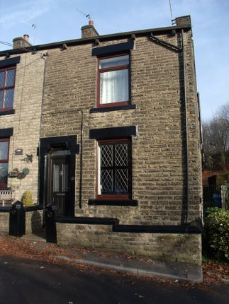 Thumbnail End terrace house to rent in Cooper Street, Springhead, Oldham