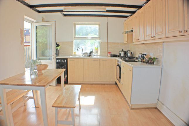 Thumbnail Terraced house to rent in Dalkeith Road, Ilford