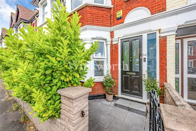 Thumbnail Terraced house for sale in Dunbar Road, London