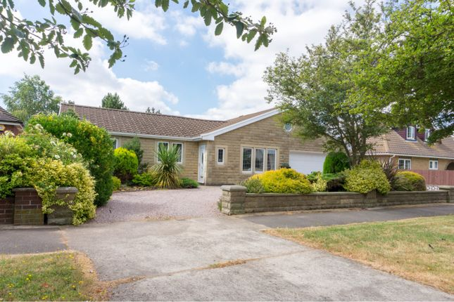 Thumbnail Detached bungalow for sale in Seacroft Drive, Skegness