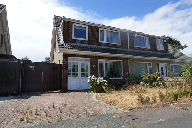 Thumbnail Semi-detached house to rent in Wentworth Crescent, Morecambe