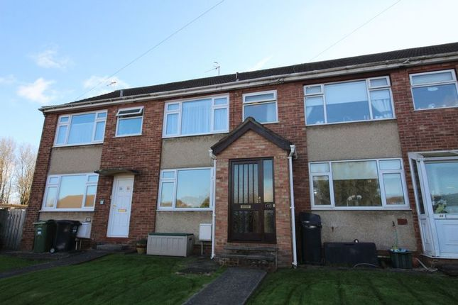 Thumbnail Terraced house for sale in Fenshurst Gardens, Long Ashton, Bristol