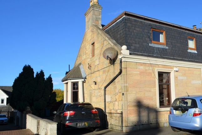 Thumbnail Flat to rent in Russel Street, Falkirk
