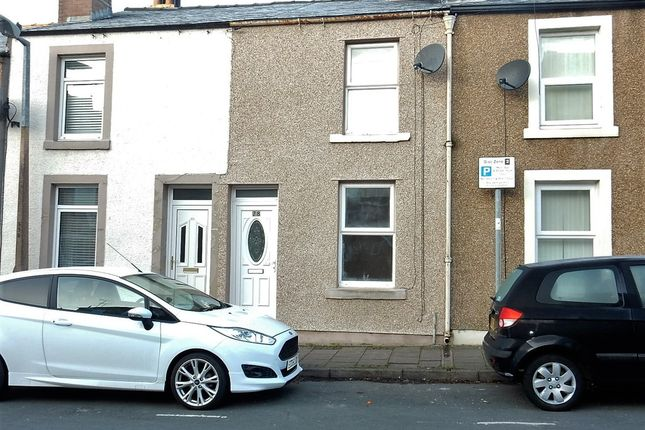 Thumbnail Terraced house for sale in Peter Street, Workington