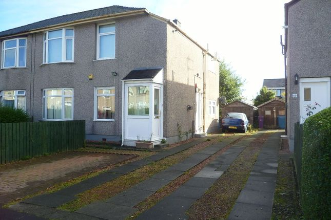 Thumbnail Flat to rent in Ardmay Crescent, Glasgow