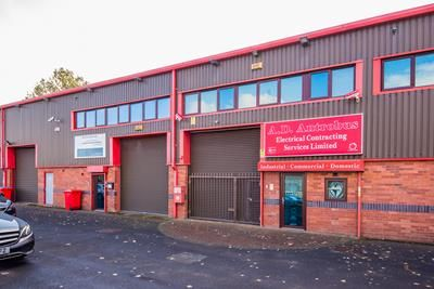 Thumbnail Light industrial for sale in Russell Road, Southport
