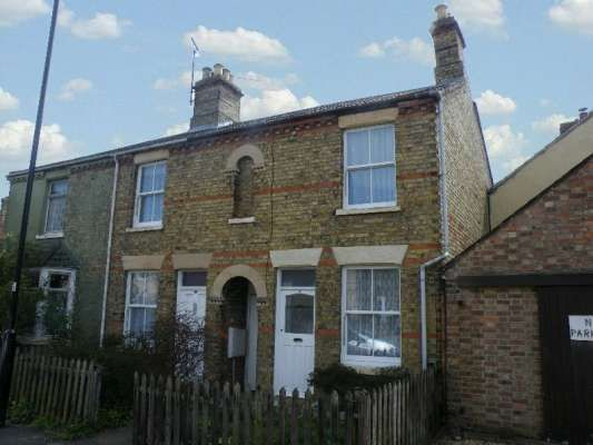 Thumbnail End terrace house to rent in Church Street, Werrington, Peterborough