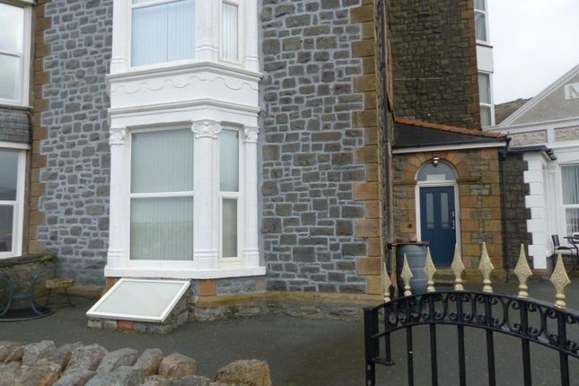 Thumbnail Flat for sale in Flat 4 Marine Court, Barmouth