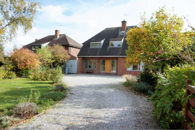 Thumbnail Detached house for sale in Bleasby Road, Thurgarton