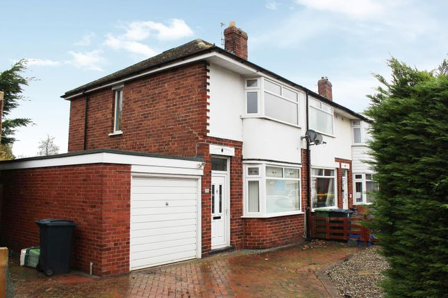 Thumbnail Semi-detached house to rent in Rosedale, Shrewsbury