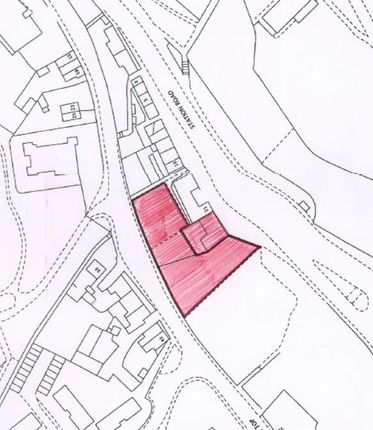 Thumbnail Land for sale in Station Road, Bolsover, Chesterfield