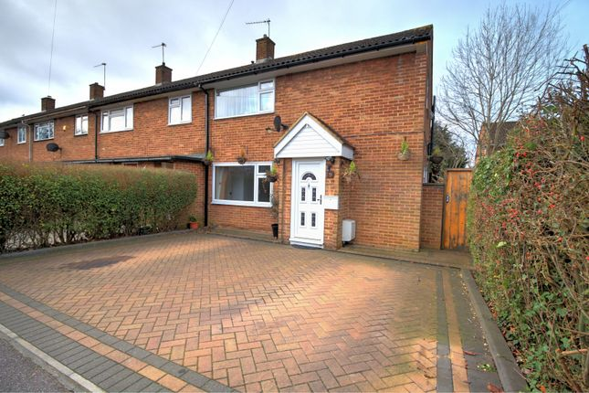 Thumbnail End terrace house for sale in Woodfarm Road, Hemel Hempstead Industrial Estate, Hemel Hempstead