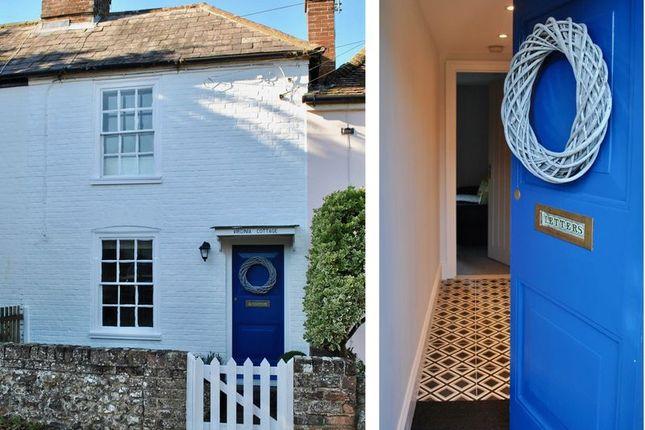 Thumbnail Terraced house for sale in Derringstone Hill, Barham, Canterbury