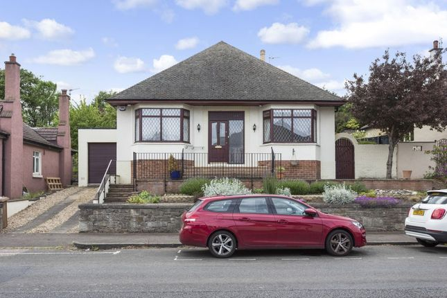 Thumbnail Detached bungalow for sale in 109 Seaview Terrace, Joppa, Edinburgh