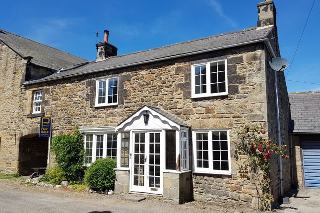 Thumbnail Cottage for sale in Tyne Terrace, Wark, Hexham
