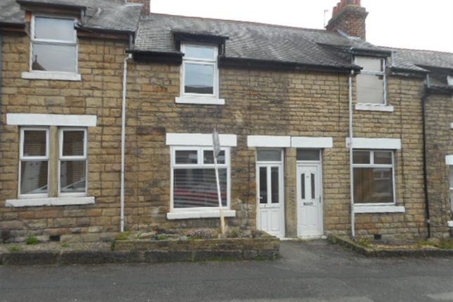 Thumbnail Terraced house to rent in Pearl Street, Harrogate