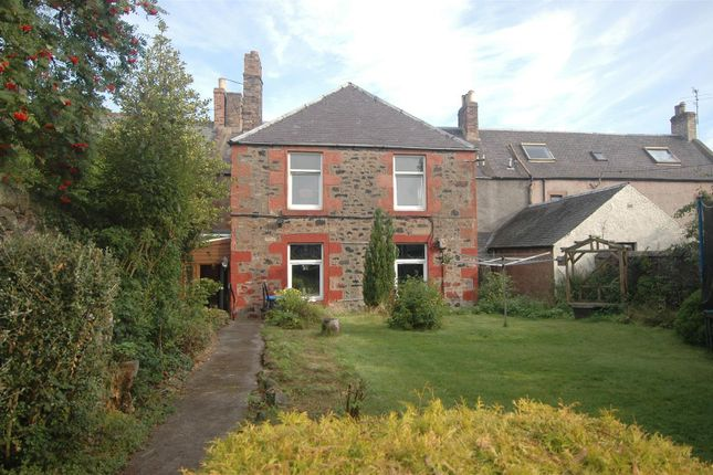 Thumbnail Terraced house for sale in 4 The Square, Greenlaw, Duns
