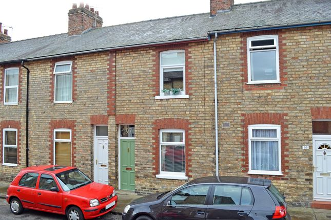 Thumbnail Terraced house to rent in Sutherland Street, York