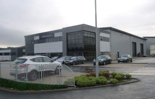 Thumbnail Light industrial to let in Venture Drive, Aberdeen