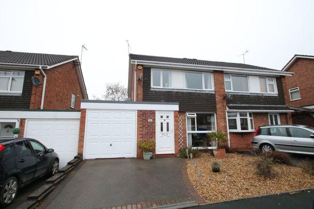 Semi-detached house in  Charnwood Drive  Hartshill  Nuneaton C Birmingham