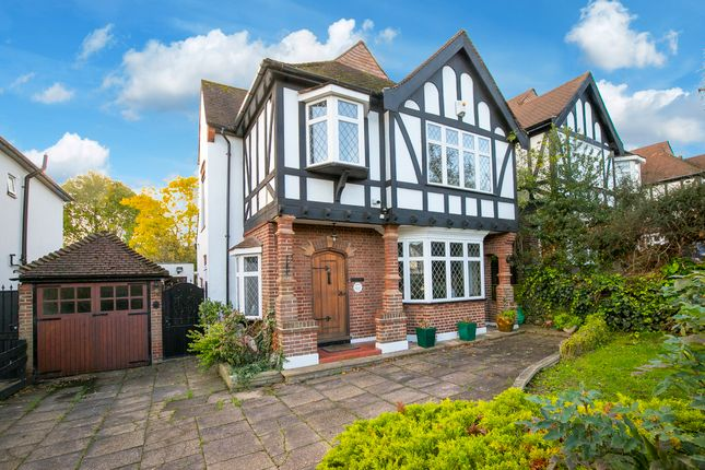 Thumbnail Detached house for sale in Worcester Crescent, Woodford Green