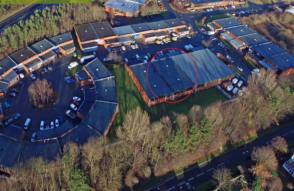 Thumbnail Industrial to let in Whitworth Road, Armstrong Industrial Estate, Washington