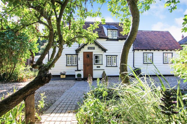 Thumbnail Cottage for sale in Main Road, Hawkwell, Hockley, Essex