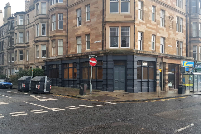 Thumbnail Retail premises to let in Montagu Terrace, Edinburgh