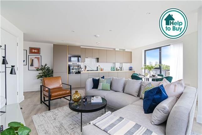 2 bed property for sale in Bombay Street, London SE16