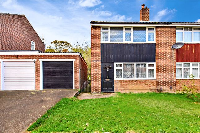 Thumbnail Semi-detached house for sale in Briar Road, Joydens Wood
